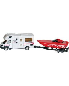 Prime Products Class C /Speed Boat Action Toy - Rv Action Toys