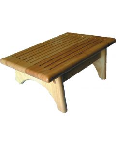 Foot Valet Stool - Valet Foot Stool