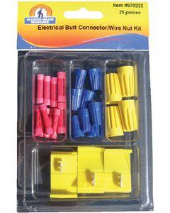 Handi-Man Butt Connector/Wire Nut