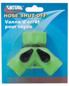 Valterra Hose Shut-Off Wye Carded - Double Hose Shutoff