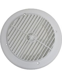 """Air Port Vent Louvered 4 Wht - 4"""" Heating & A/C Register"""