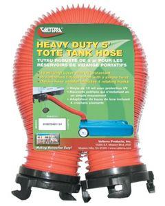 Valterra 5' Heavy Duty Tote Tank Hose - Heavy Duty Tote Tank Hose