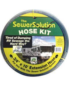 Valterra Sewersolution Ext Hose 15' - The Sewersolution&Reg; System