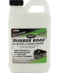Rubber Roof Cleaner 1/2 Gallon - Rubber Roof Cleaner
