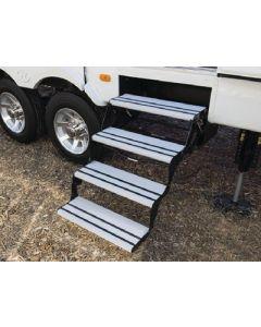 Step-Triple 9 Alum Tread Hybr - Alumi-Tread Step&Reg; - Manual
