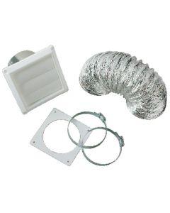 Westland Sales Standard Dryer Vent Kit - Splendide&Reg; Standard Dryer Vent Kit