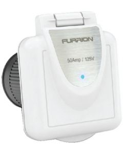 Furrion 50 Amp Square Power Inlet