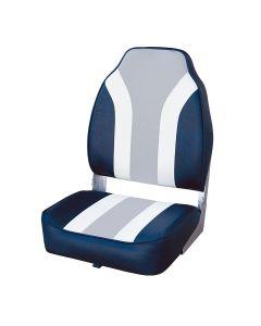 Wise 8WD1062LS - Economy FirstChoice Three Tone Folding Fishing Seats