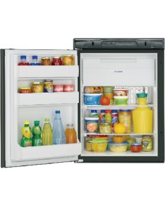 Refrigerator 3Cf Rh 2-Way Blk - Americana Single Door Built-In Refrigerator