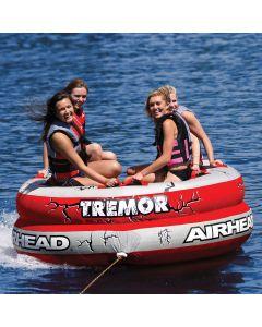"""Airhead Tremor 5-Person 89"""" Boat Towable"""