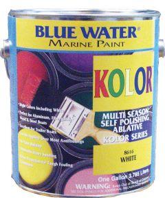 Blue Water Marine Paint Kolor Bright Color Bottom Paint