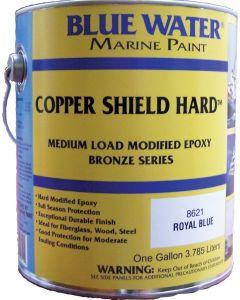 Blue Water Marine Paint Copper Shield Hard, 35 Copper