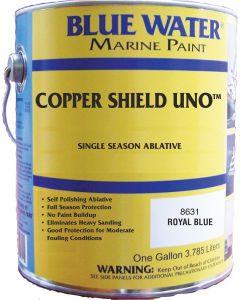 Blue Water Marine Paint Copper Shield Uno, 35 Copper