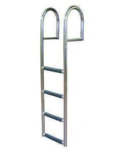 JIF Marine, LLC Stationary Dock Ladders, Stainless 316 - Jif Marine