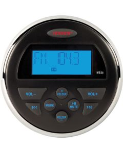 Jensen Audio JENSEN MS30 AM/FM/USB Compact Waterproof Stereo - Retail Clam Pack