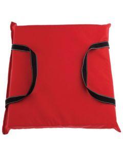 Kent Cushion, Nylon, Red