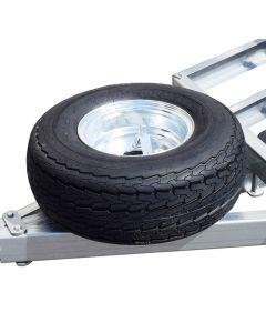 MegaSport Spare Tire w/ Locking Attachment