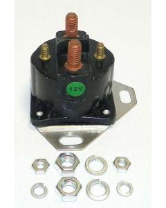 Protorque OMC/Mercury Solenoid 12V