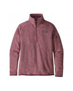 Patagonia Women's Better Sweater 1/4 Zip Fleece
