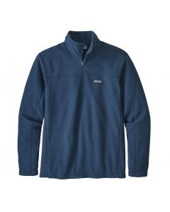 Patagonia Men's Micro D PullOver-Stone Blue