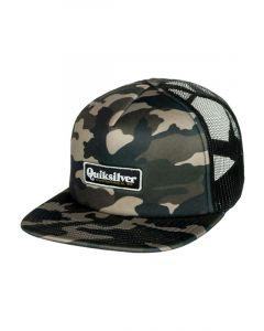 Quiksilver Men's Foam Cruster Trucker Hat
