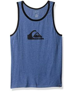 Quiksilver Men's Mountain and Wave Tank
