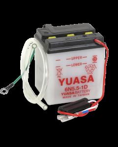 Yuasa 6N5.5-1D Battery