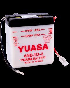Yuasa 6N6-1D-2 Battery