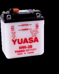 Yuasa 6N6-3B Battery