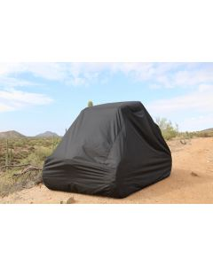 """Carver® Styled-to-Fit Low Profile Sport UTV Cover - Fits 132"""" Length, 64"""" Width, 66"""" Height"""