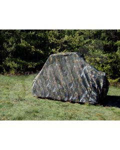 """Carver® Styled-to-Fit Medium UTV Cover - Fits 120"""" Length, 60"""" Width, 74"""" Height"""