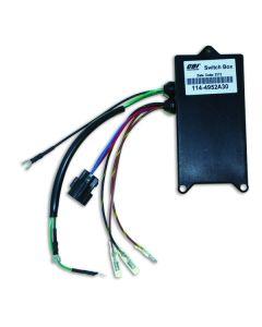 CDI Electronics Mercury Switch Box (2 CYL) 114-4952A30