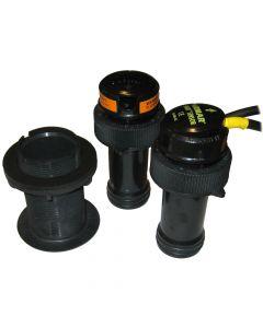 Furuno 235DT-PSE Plastic Thru Hull Digital Depth & Temp Sensor,  7 Pin