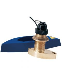 Furuno 525ST-MSD Bronze Thru Hull Multi Sensor with High-Speed Fairing Block,  600W,  10 Pin