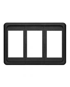Blue Sea Systems 8259 Contura 3 Position Mounting Panel