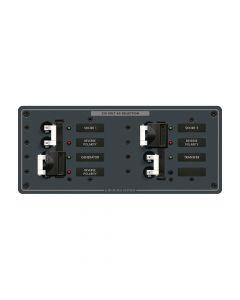 Blue Sea Systems 8498 Breaker Panel 120VAC Source