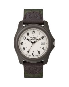 Timex Expedition Womens Camper Brown/Olive Green
