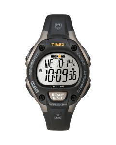 Timex Ironman Triathlon 30 Lap Mid Size Gray/Black