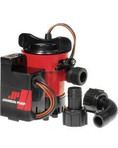 Johnson Pump Cartridge Combo Pump, 500 GPH