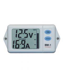 Clipper BM-1CW Battery Monitor Compact White