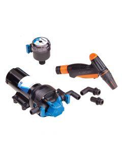 Jabsco HotShot Series Automatic Washdown Pump - 6.0GPM - 70psi - 12VDC