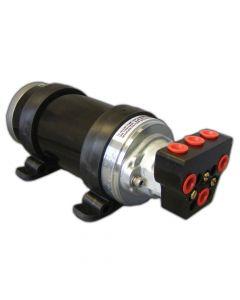 Octopus Marine Octopus Autopilot Pump Type 3 Adjustable Reversing Pump w/Shut-Off Valve - 12V up to 30ci Cylinder