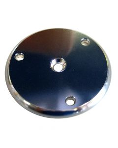 Wahoo Fishing Products Wahoo 109 Backing Plate w/Gasket - Anodized Aluminum