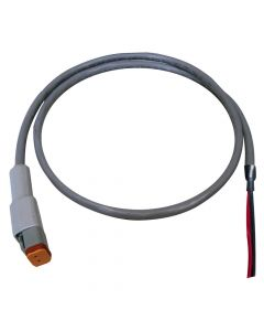 Uflex Power A M-P1 Main Power Supply Cable - 3.3'