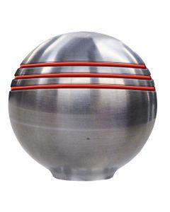 Ongaro Throttle Knob - 1- - Red Grooves