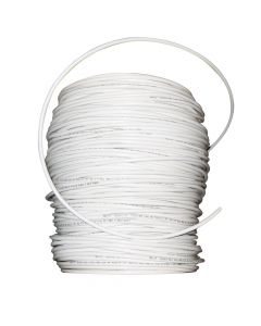 Cobra Wire RG59/U 75 ohm Cable - White
