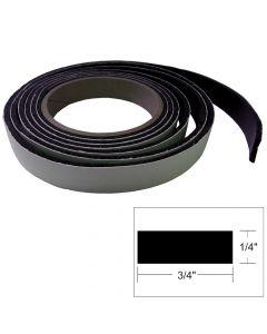 Taco Marine TACO Hatch Tape - 8'L x H x W - Black