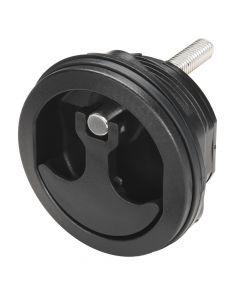 Whitecap Compression Handle - Nylon Black/Black - Non-Locking
