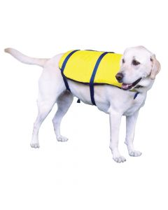 Onyx Nylon Pet Vest - Yellow