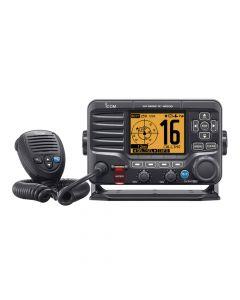 Icom M506 VHF Fixed Mount w/Front Mic - Black